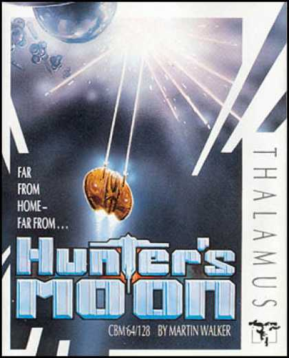 C64 Games - Hunter's Moon