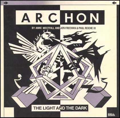 C64 Games - Archon: The Light and the Dark