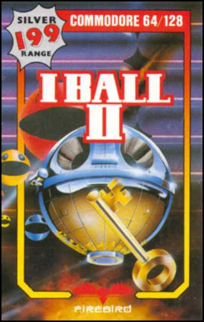 C64 Games - I-Ball II