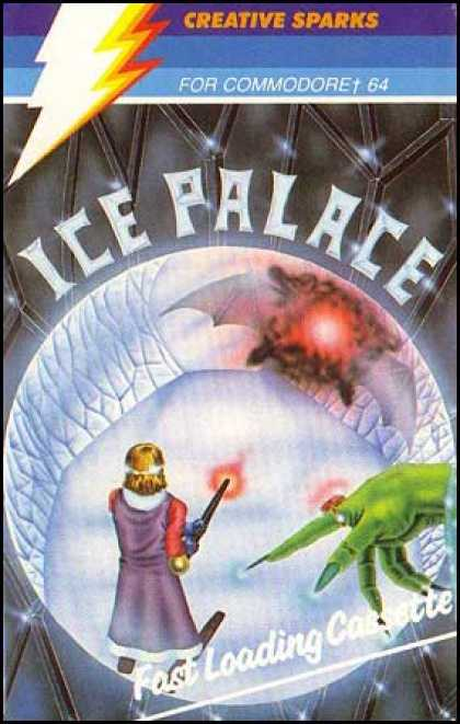 C64 Games - Ice Palace