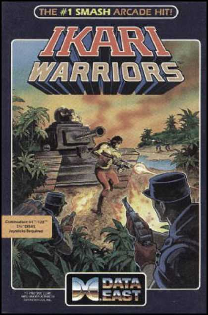 C64 Games - Ikari Warriors