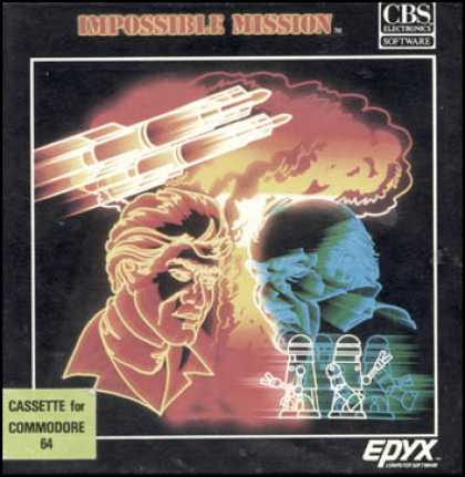 C64 Games - Impossible Mission