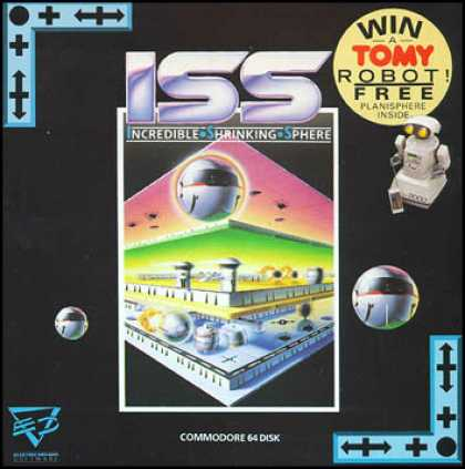 C64 Games - Incredible Shrinking Sphere