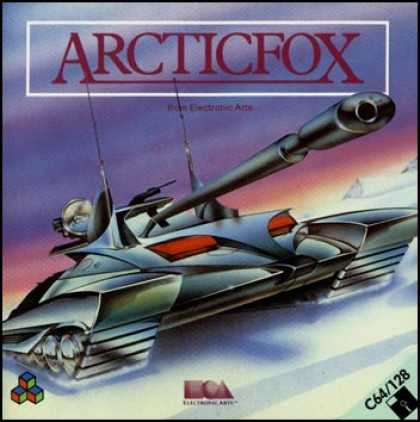 C64 Games - Arctic Fox