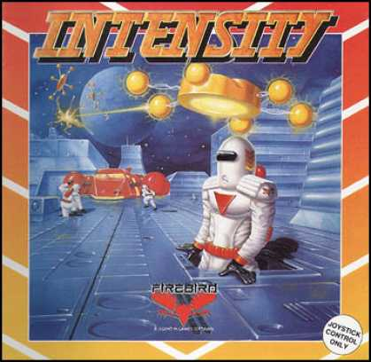 C64 Games - Intensity