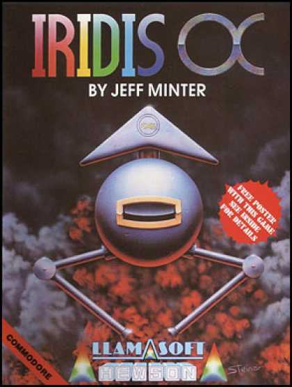 C64 Games - Iridis Alpha