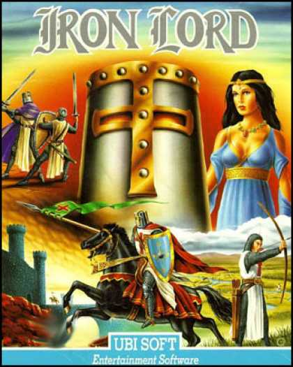 C64 Games - Iron Lord