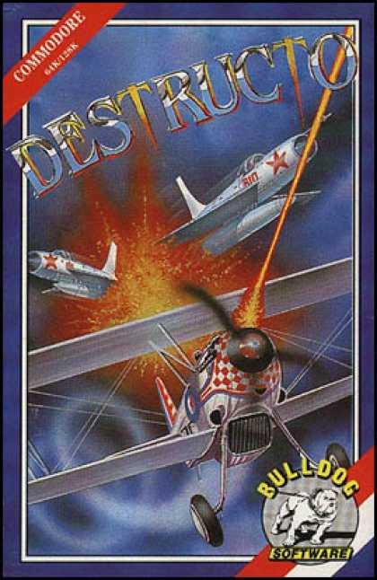 C64 Games - Island of Dr. Destructo, The