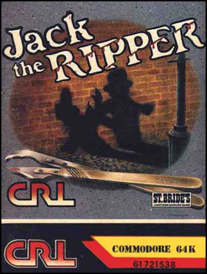 C64 Games - Jack the Ripper