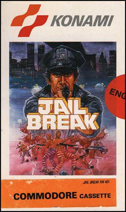 C64 Games - Jail Break