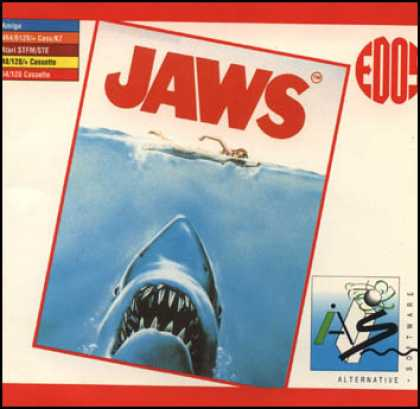 C64 Games - Jaws