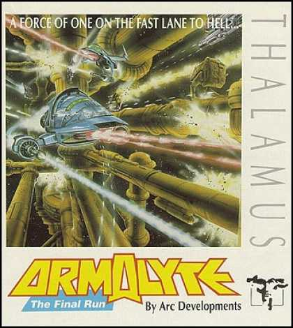 C64 Games - Armalyte