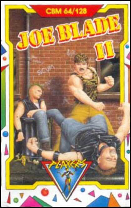 C64 Games - Joe Blade II