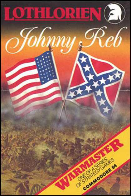 C64 Games - Johnny Reb
