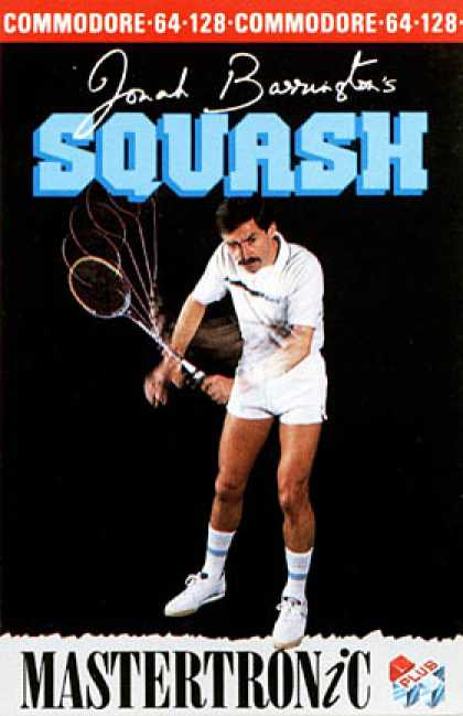 C64 Games - Jonah Barrington's Squash