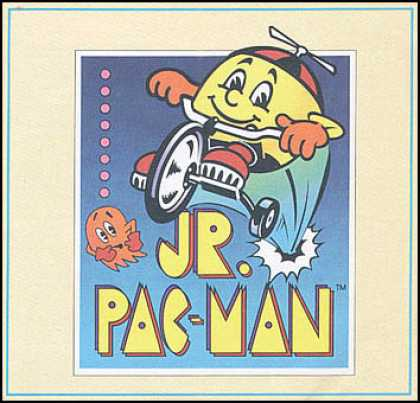 C64 Games - Jr. Pac-Man