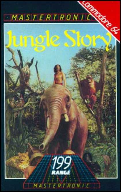 C64 Games - Jungle Story