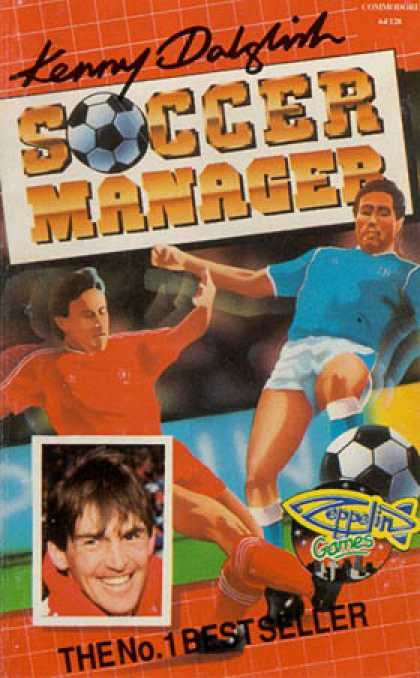 C64 Games - Kenny Dalglish Soccer Manager