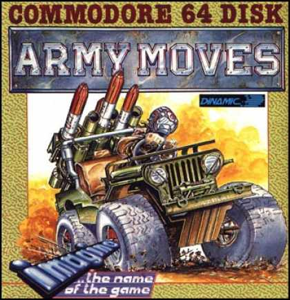 C64 Games - Army Moves