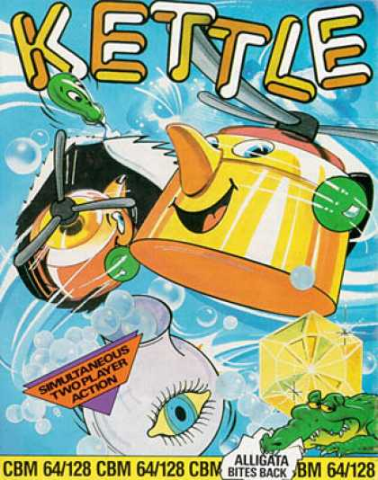 C64 Games - Kettle