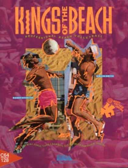 C64 Games - Kings of the Beach