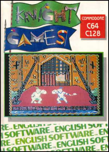 C64 Games - Knight Games