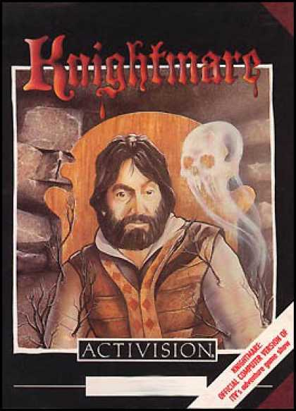 C64 Games - Knightmare