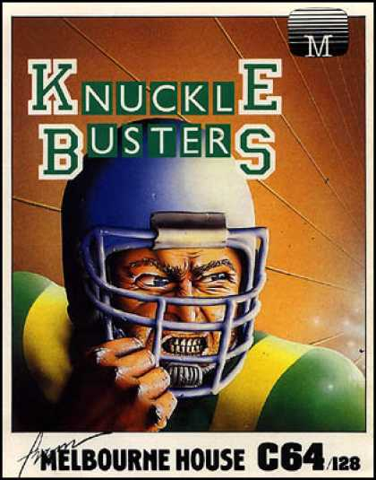 C64 Games - Knuckle Busters
