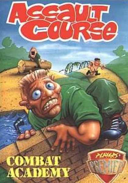C64 Games - Assault Course