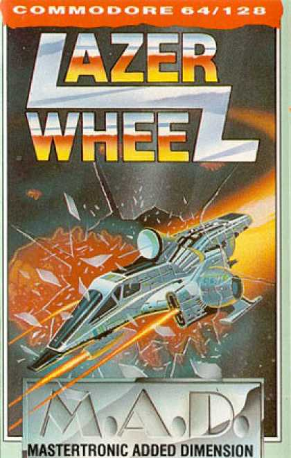 C64 Games - Lazer Wheel