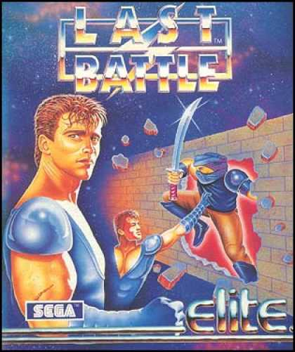 C64 Games - Last Battle