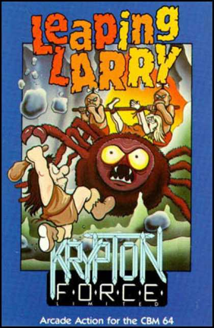 C64 Games - Leaping Larry