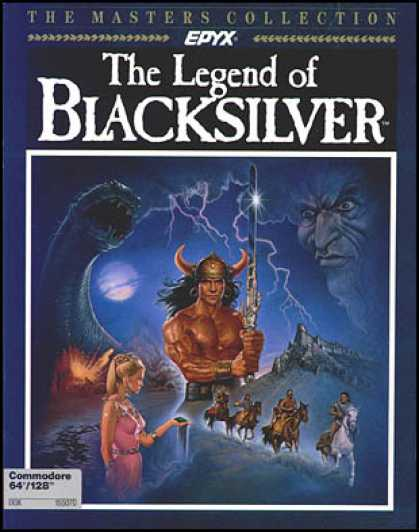 C64 Games - Legend of Blacksilver, The