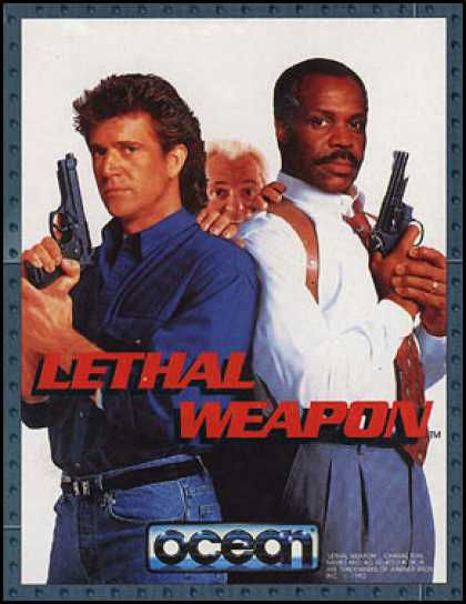 C64 Games - Lethal Weapon