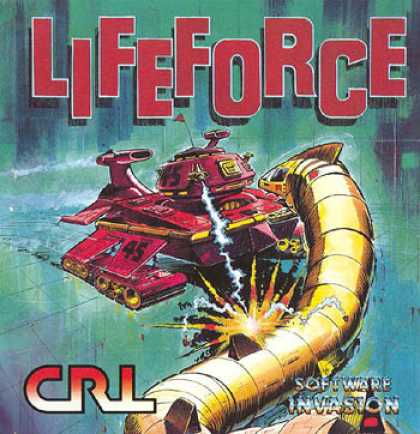 C64 Games - Lifeforce