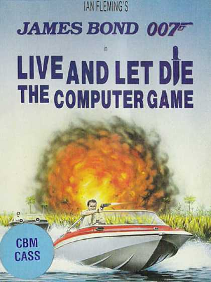 C64 Games - Live and Let Die