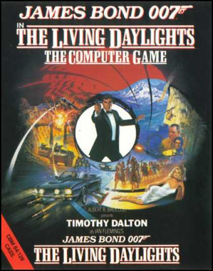 C64 Games - Living Daylights, The