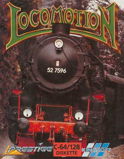 C64 Games - Locomotion