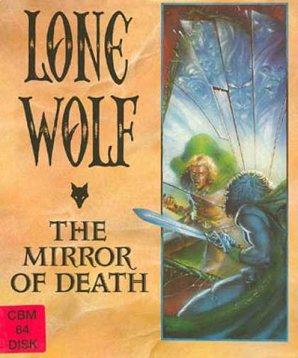 C64 Games - Lone Wolf: The Mirror of Death