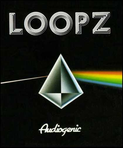 C64 Games - Loopz