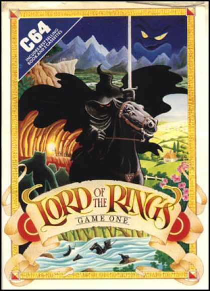 C64 Games - Lord of the Rings