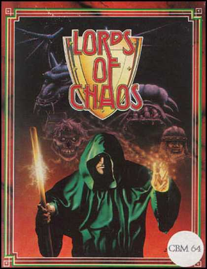 C64 Games - Lords of Chaos