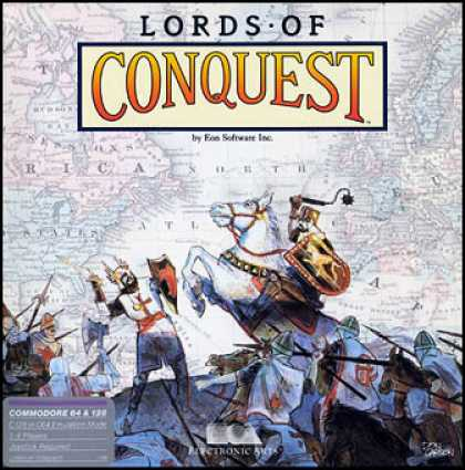 C64 Games - Lords of Conquest