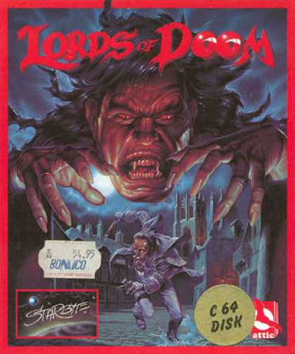 C64 Games - Lords of Doom