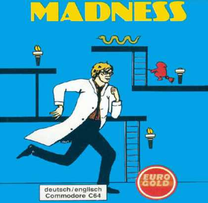 C64 Games - Madness