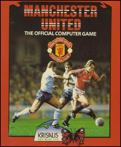C64 Games - Manchester United