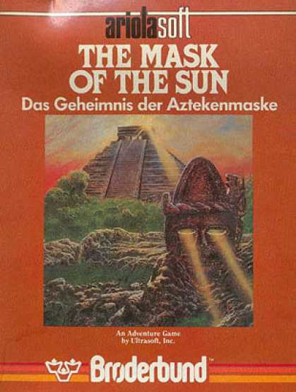 C64 Games - Mask of the Sun