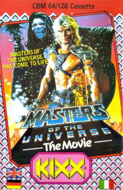 C64 Games - Maters of the Universe