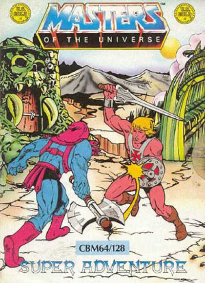 C64 Games - Masters of the Universe: Super Adventure