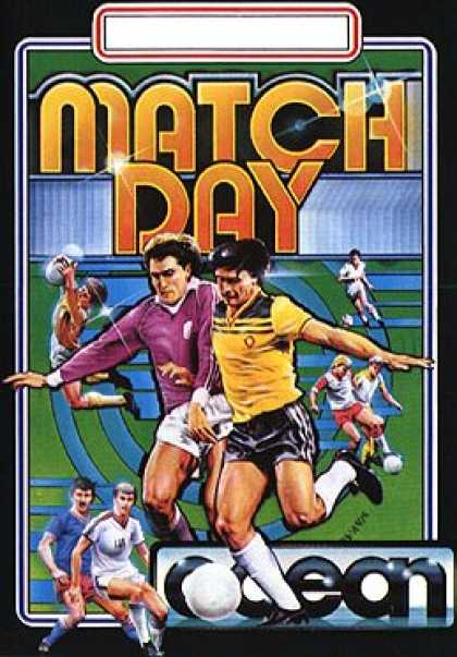 C64 Games - Match Day